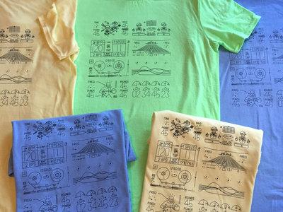 Operator Menus OP-1 Handmade Premium T-Shirt main photo