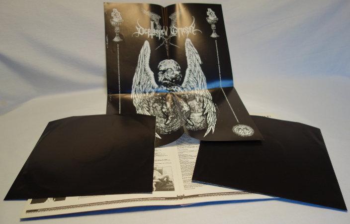 "Afbeeldingsresultaat voor Deathspell Omega ""Si Monumentum..."" DLP"