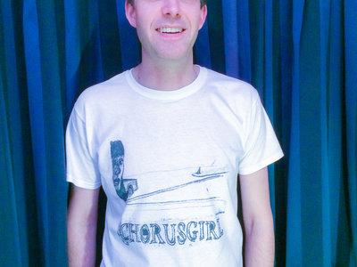 White Chorusgirl T-Shirt main photo