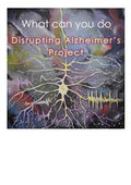 Disrupting Alzheimer's Project image