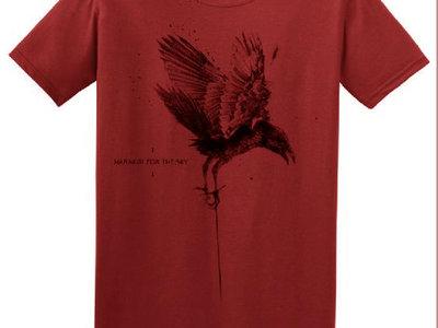 Harakiri For The Sky T-Shirt (Red) main photo