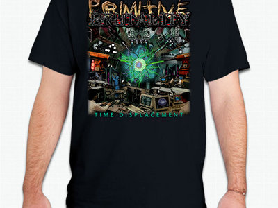 Time Displacement T-Shirt Plus Full Length Download - BLACK FRIDAY SALE main photo