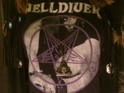 Helldiver shirt main photo