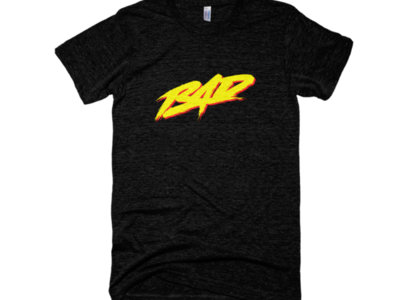 """""""RAD"""" Fitted Workout Tee main photo"""