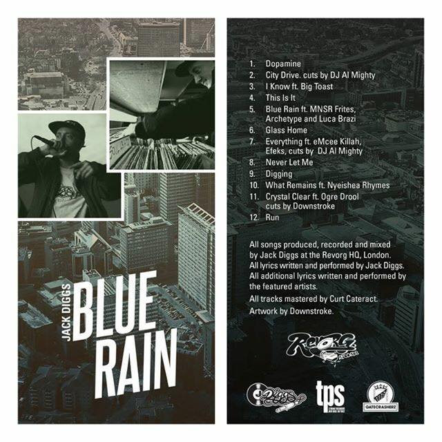 Blue Rain **FREE DL** (RVG007) | Revorg Records