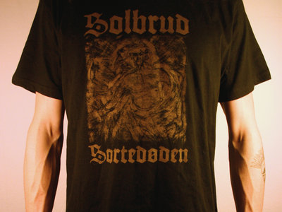 [SALE 50% OFF] 'Sortedøden' T-Shirt main photo
