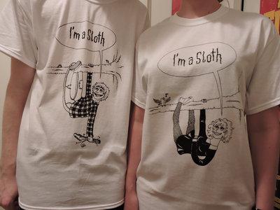 I'm a Sloth (boy/grrrl) T-Shirts main photo