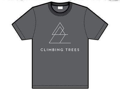 GREY Climbing Trees Adult T-Shirt | 25% OFF main photo