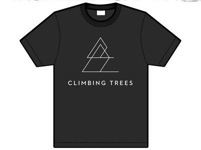 BLACK Climbing Trees Adult T-Shirt | 25% OFF main photo