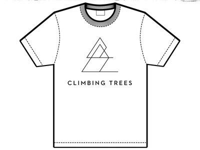 WHITE Adult Treeshirt main photo