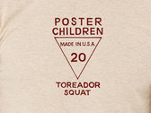 Toreador Squat T-shirt photo