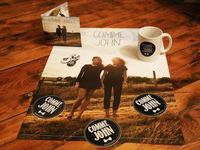Pack n°3 - Le pack du parfait petit fan / Version Mug main photo