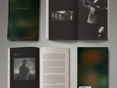 CRAW 200 PAGE BOOK / includes download code main photo
