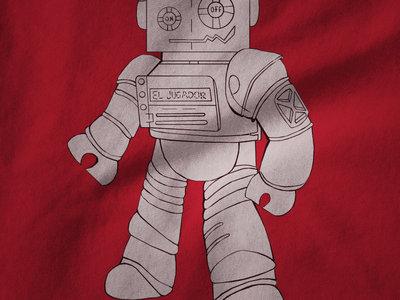 El Jugador - Robot Tee main photo