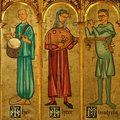 The Three Minstrels image