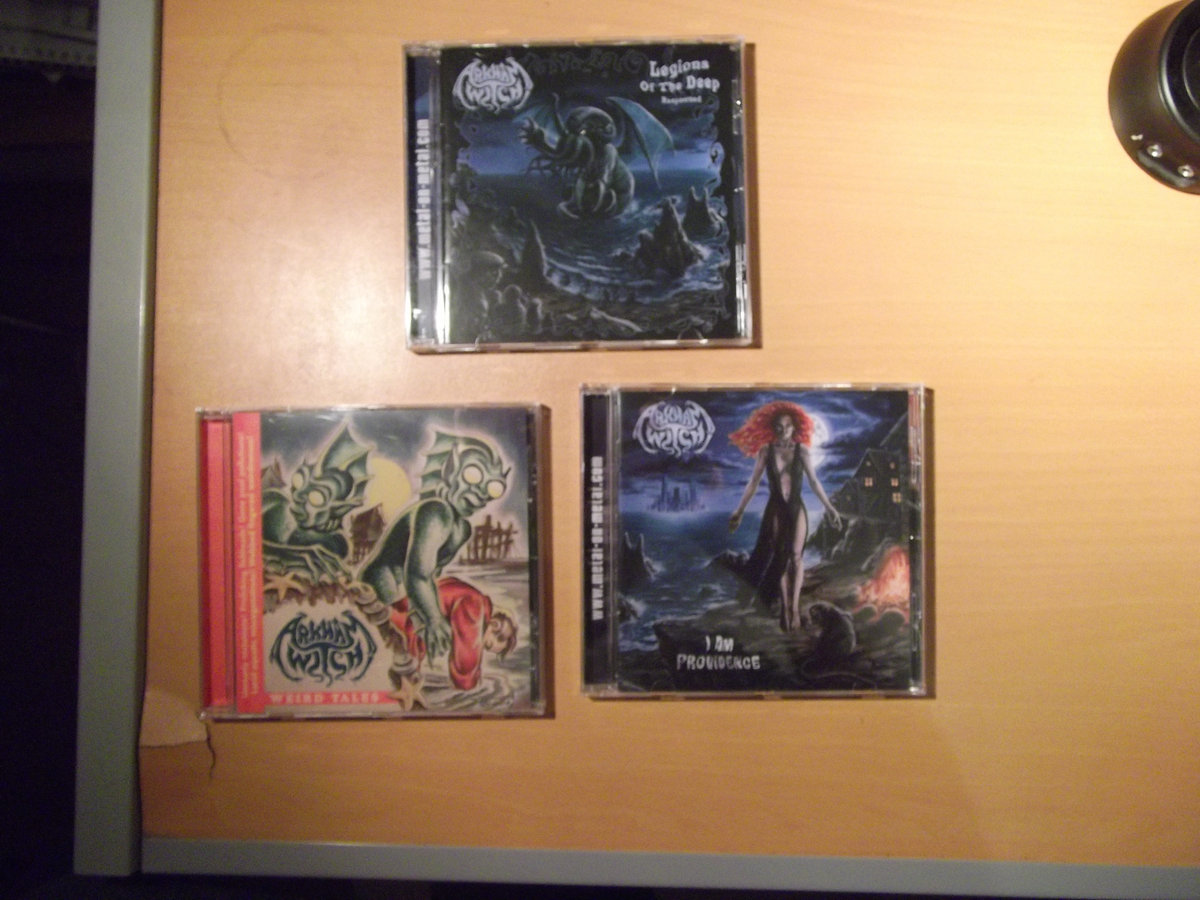 New releases Cd Bundle!!! | Arkham Witch