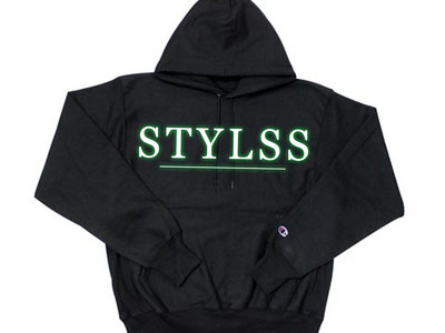 STYLSS Glow In The Dark Hoodie [Limited Edition] main photo