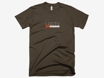 The Lofty Recordings Tee - BROWN main photo