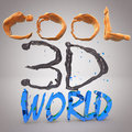 Cool 3D World image