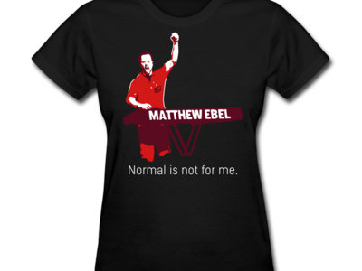 Normal is Not A Shirt - Women's main photo