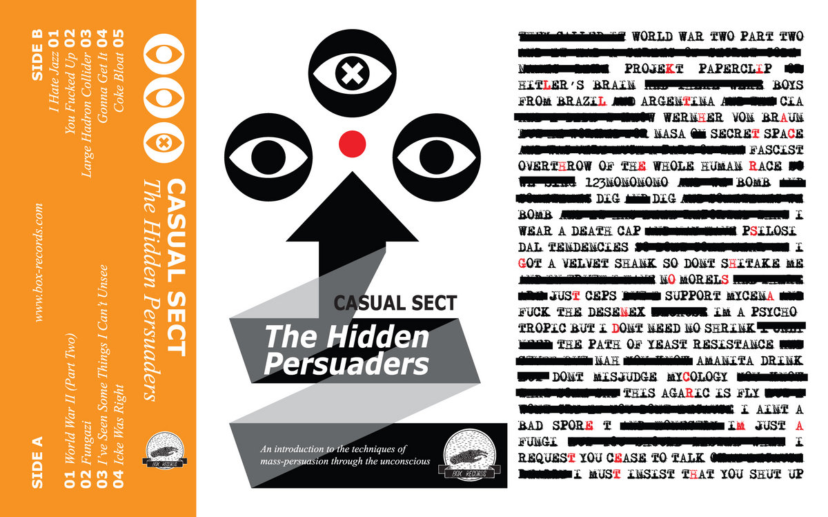summary of the hidden persuaders by Definition of hidden persuader: subconscious or subliminal (below the threshold  of consciousness) message or advertisement  6 principles of needs analysis.
