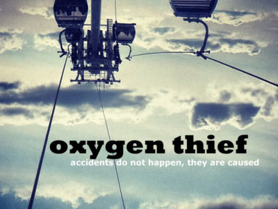 Accidents Do Not Happen, They Are Caused - CD main photo