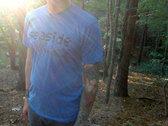 Seaside Holiday Shirt (blue) photo