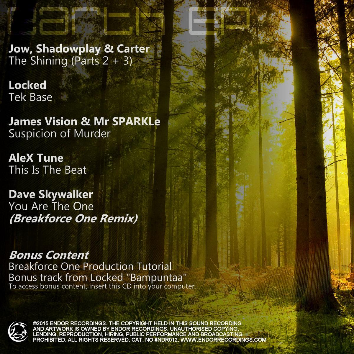 Earth EP (NDR012) | Endor Recordings