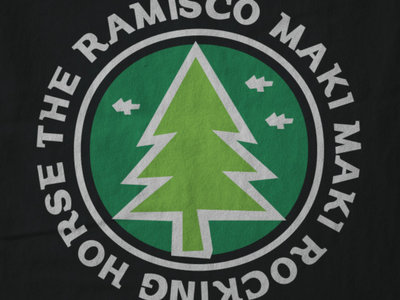 The Ramisco Maki Maki Rocking Horse - Tree Tee main photo