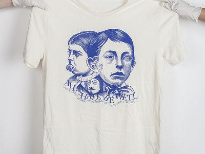 BLAUWGEEL t-shirt (natural) main photo