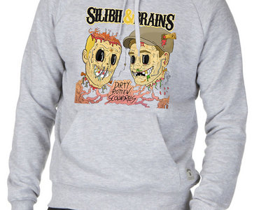 Dirty Rotten Scoundrels Hoodie (UNISEX) main photo