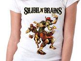 SNB Tartan Emcees T-shirt (Ladies) + Losers Album download photo