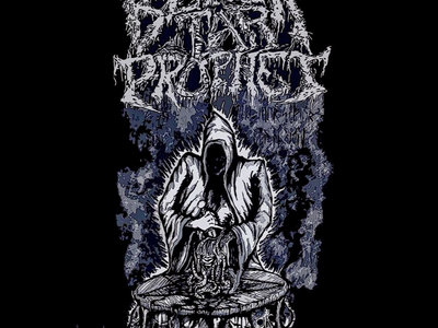 "Black tar prophet ""disembowlment""shirt main photo"