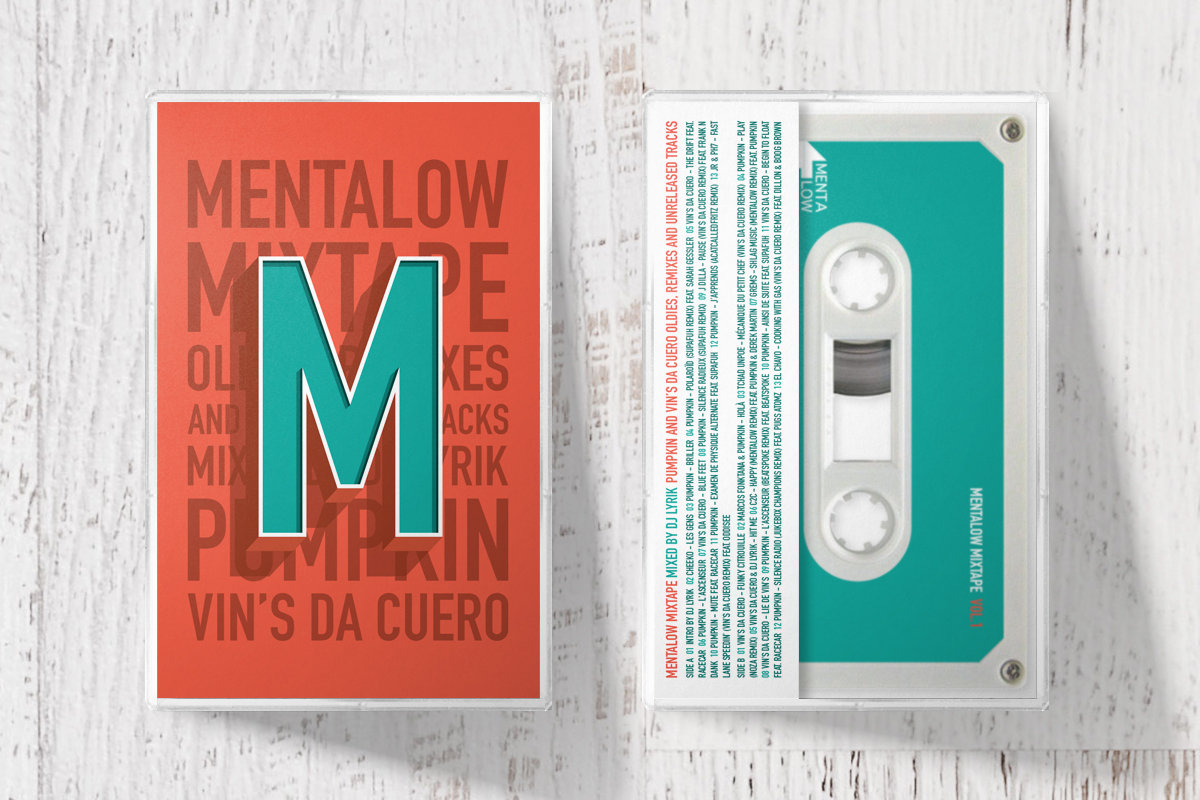 Mentalow Mixtape Vol  1 Mixed by DJ Lyrik | MENTALOW MUSIC