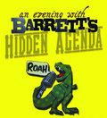 Barrett's hidden Agenda image