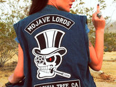 BLUE MOJAVE LORDS DENIM VEST photo