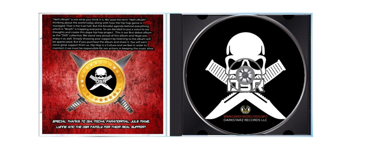 Hells Wrath Darkstarz Records