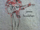 """James Houlahan"" t-shirt photo"