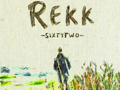 Rekk - SixtyTwo - Digipak CD main photo