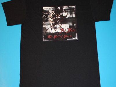 Jet Noir 'The Hall Of Ghosts T Shirt' main photo