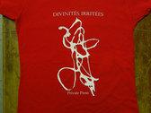 T-Shirt | Divinités Irritées LOGO photo