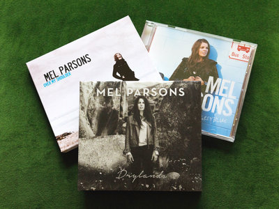 3 Album Gift Package - free shipping in NZ main photo