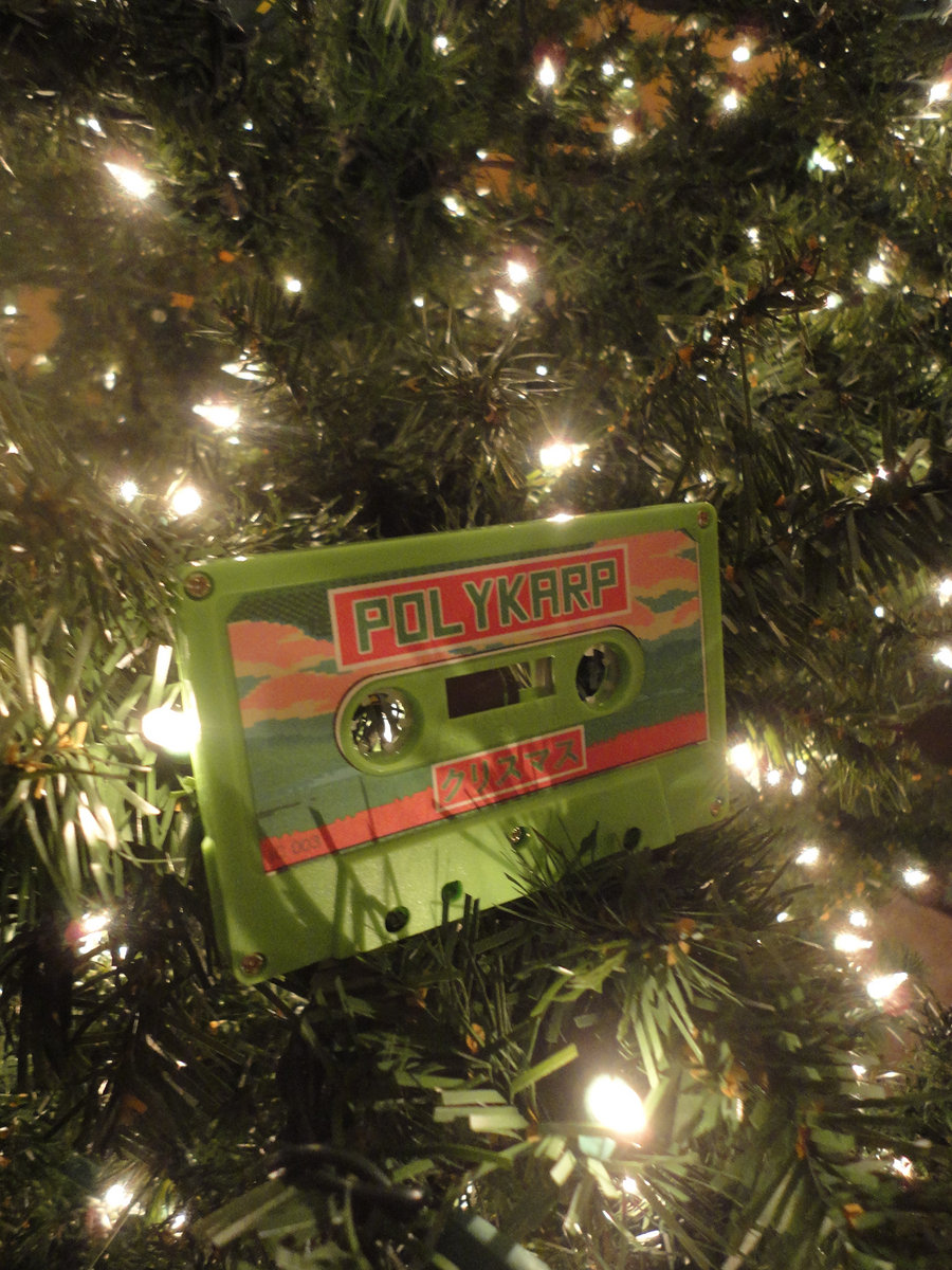 Merry Vapormas (Christmas Vaporwave) | PolyKarp