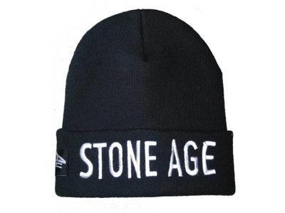 Ali Stone Beanie //  STONE AGE main photo