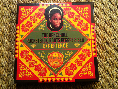 Paris DJs Soundsystem presents The Dancehall, Rocksteady, Roots Reggae & Ska Experience - 5CDs boxset main photo