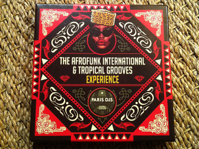 Paris DJs Soundsystem presents The Afrofunk International & Tropical Grooves Experience - 5CDs Boxset main photo