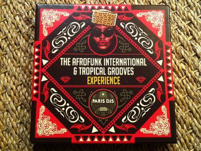Paris DJs Soundsystem presents The Afrofunk International & Tropical Grooves Experience - 5CDs Boxset main photo