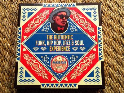Paris DJs Soundsystem presents The Authentic Funk, Hip Hop, Jazz & Soul Experience - 5CDs Boxset main photo