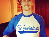 Jewbadours 3/4 Sleeve Baseball T photo