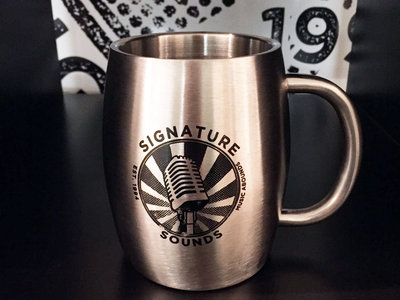 Signature Sounds Insulated Stainless Steel Mug main photo